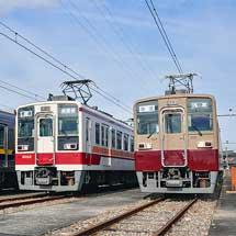 東武南栗橋車両管区新栃木出張所で撮影会開催