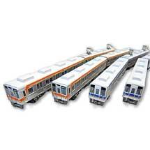 鉄道コレクション「南海電気鉄道9000系 4両セット」2種発売