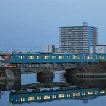 103系R1編成が和田岬線運用に戻る