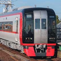 名鉄2230系モ2234+サ2284が営業運転を開始