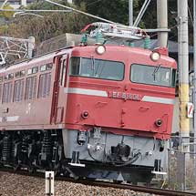 EF81 404が運用に復帰