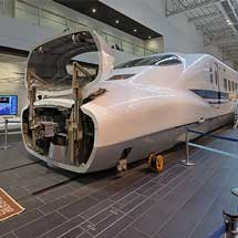 リニア・鉄道館で『ありがとう700系新幹線 特別イベント』〜700系の前頭オオイを開放〜