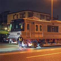 もと東京メトロ03系2両が熊本へ