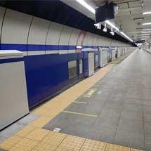 りんかい線,大井町駅の可動式ホーム柵を使用開始