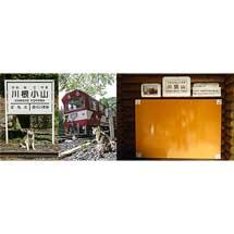 大井川鐵道,2月22日から川根小山駅の「ねこ駅化計画」を実施