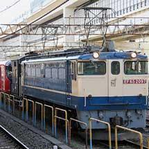 東京メトロ2000系第19編成が甲種輸送される
