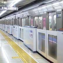 名古屋市交,名城線・名港線に可動式ホーム柵を順次設置へ