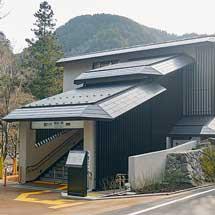 叡山電鉄貴船口駅で新駅舎の供用を開始