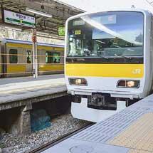 千駄ケ谷駅で新ホームの供用が開始される