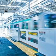 東急,3月22日に東横線・田園都市線・大井町線全64駅へのホームドア設置が完了