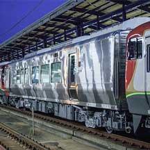 JR四国2700系8両が甲種輸送される