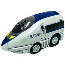 トレインボックス,「500系新幹線 V7編成チョロQ」など新商品18アイテムを発売