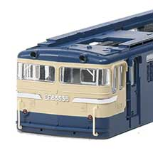 カトー,Nゲージ「EF65 500番台 P形特急色(JR仕様)」の試作品を公開