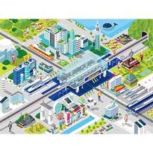 JR東海,WEBサイト「発見!リニア未来シティ」を開設