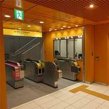 東京メトロ,銀座線渋谷駅の「ヒカリエ方面改札」が4月18日にオープン