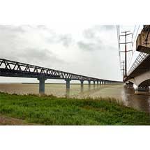 IHIインフラシステム・三井住友建設,バングラデシュで鉄道専用橋建設事業の一部を受注