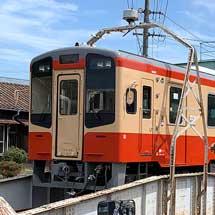 天竜浜名湖鉄道,4月25日から『「キハ20」色塗装列車』の運転を開始