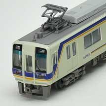 トミーテック,鉄道コレクション「南海電気鉄道1000系 6両編成」の試作品を公開
