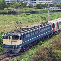 東京都交通局12-600形が甲種輸送される