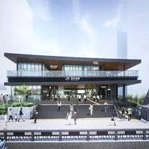 JR東日本,7月12日から飯田橋駅新ホーム・新西口駅舎などの供用を開始
