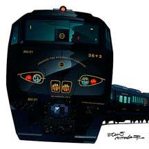 JR九州,10月15日から『黒い787系「36ぷらす3」』の運転を開始〜旅行プラン・料金の詳細を発表〜