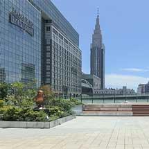 新宿駅の「Suicaのペンギン広場」がリニューアルオープン
