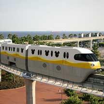 ディズニーリゾートライン,新形車両「リゾートライナー(Type C)」の営業運転を7月3日から開始
