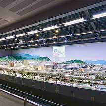 鉄道博物館で一部展示施設の再開