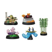 ミニジオラマフィギュア「嵐山 MINIATURE LANDSCAPE」発売