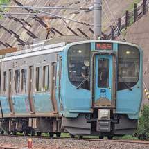 青い森703系が4両編成で試運転