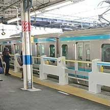 京浜東北線大宮駅にホームドアを設置へ