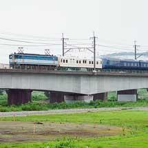 伊豆急2100系「THE ROYAL EXPRESS」 北海道へ甲種輸送