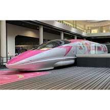 京都鉄道博物館で500系521-1の車内公開