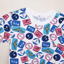 「キッズ用ヘッドマーク柄Tシャツ」発売