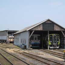 8月6日・20日・27日ひたちなか海浜鉄道で「那珂湊駅車庫見学会」開催