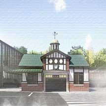 JR東日本,原宿駅旧駅舎の外観を再現して建替えへ