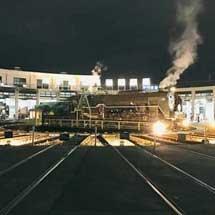 8月8日〜16日「京都鉄道博物館ナイトミュージアム」開催