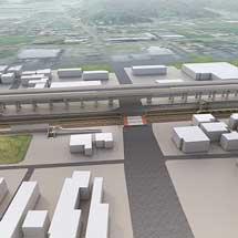 えちごトキめき鉄道日本海ひすいラインの新駅の名称は「えちご押上ひすい海岸」に