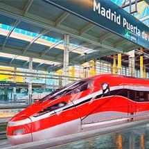 日立・ボンバルディア社,イタリア・トレニタリア社とスペイン向け高速車両23編成の供給に関する契約を締結