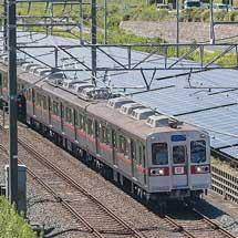 京成3600形が成田スカイアクセスに入線