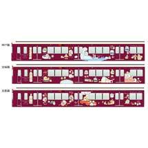 阪急電鉄・「すみっコぐらし」 コラボレーション企画を実施〜装飾列車「すみっコぐらし号」の運転やコラボレーショングッズを発売〜