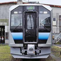 GV-E400系,12月12日から五能線で営業運転を開始