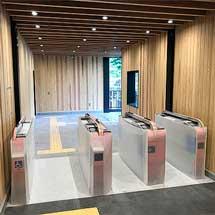 小田急,参宮橋駅 東口改札口の供用を9月19日から開始