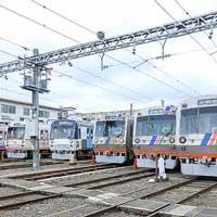 静岡鉄道長沼車庫で『ありがとう1000形イベント』開催