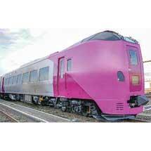 9月26日JR北海道,小樽駅でキハ261系5000番台「はまなす編成」を一般公開