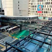東急・JR東日本・東京メトロなど渋谷駅西口の歩行者デッキを9月26日から供用開始