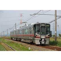 9月27日七尾駅で,521系100番台の車両展示会を開催