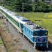 秩父鉄道三ヶ尻線で最後の甲種輸送