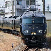 『黒い787「36ぷらす3」』が小倉総合車両センターから出場