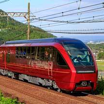 近鉄80000系「ひのとり」の8両編成が試運転を開始